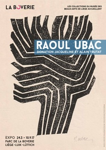 23.03.2017 > 10.09.2017: Raoul Ubac Exhibition