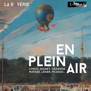 Exhibitions │En plein air │05.05>15.08