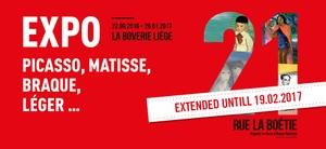 21 rue la Boétie | Extended untill 19.02.2017